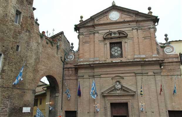 Iglesia de San Giuseppe