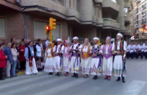 Desfile XXX Aniversario Agrupación de Comparsas