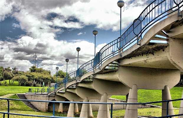 Parque Central Simón Bolivar