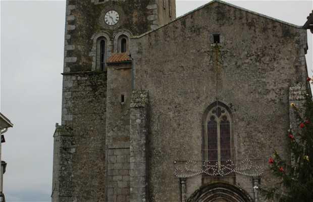 Iglesia Saint-Mesmin