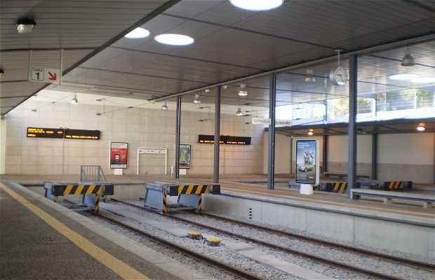 Gare ferroviaire de Guimarães - Gare