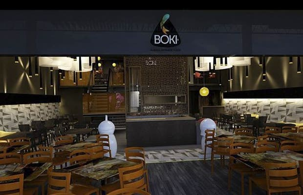 Restaurante Boki Sushi