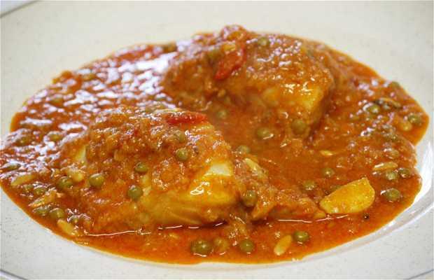 Gastronomía típica de Baeza