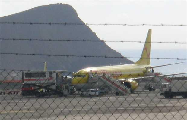 Aéroport Reina Sofía