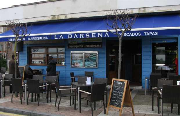 Restaurant La Dársena del Pescador