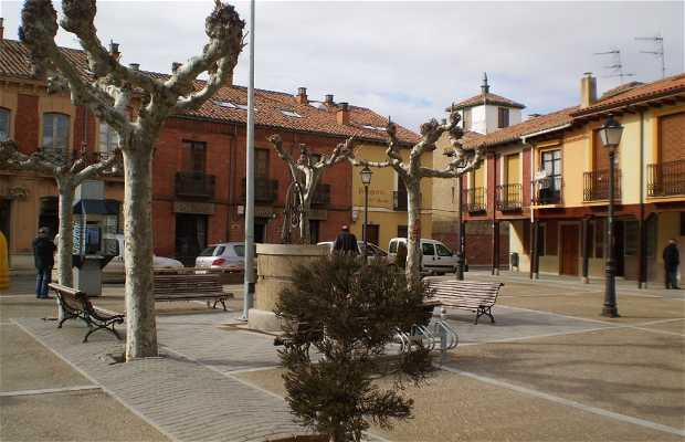 Piazza del Pozo di Mansilla de las Mulas