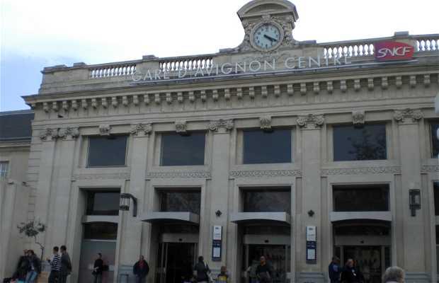 Estación de Aviñón-Centro