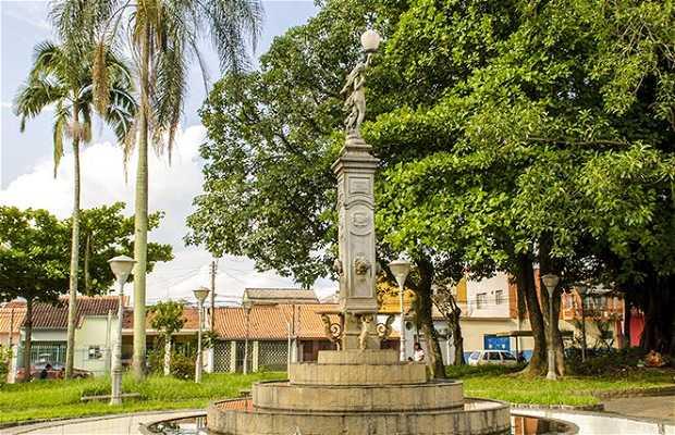 Praça Doutor Emílio Ribas