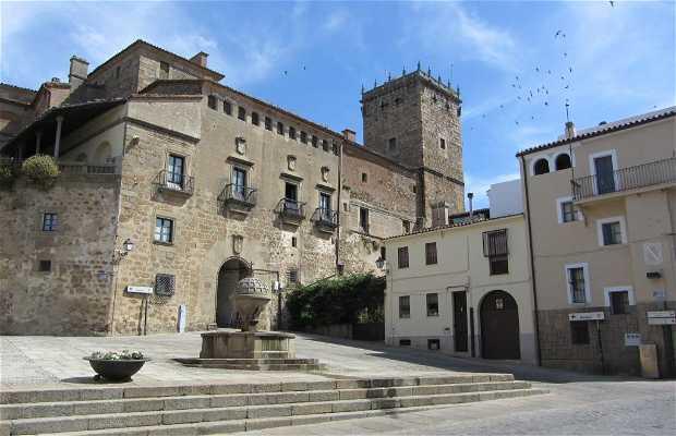 Palacio del Marqués de Mirabel
