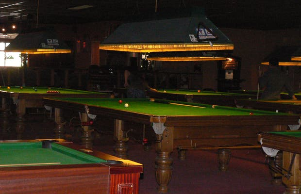 Snooker Palace, Montpellier, Francia