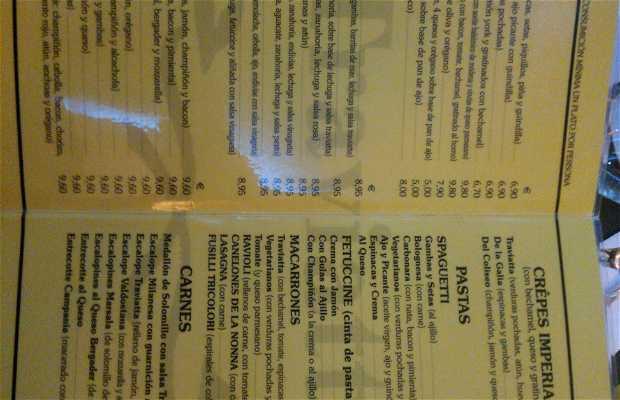 Restaurant Traviatta