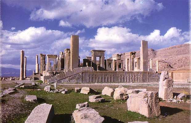 Takhte Jamshid (Persepolis)
