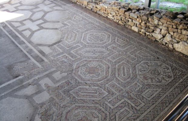 La Villa Romana de Veranes