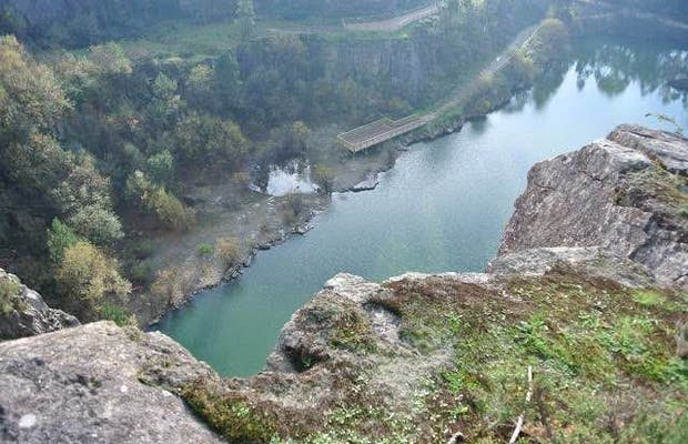 Lagoa de Pedras Miúdas