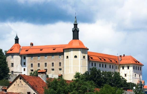 Castillo de Skofja loka