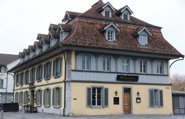 Waisenhaus-orfanato