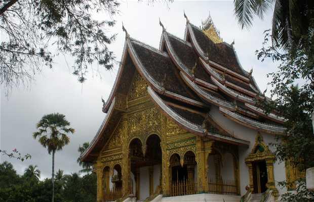 Templos Luang Prabang