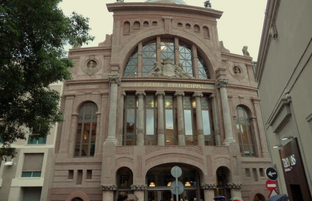 Théâtre principal