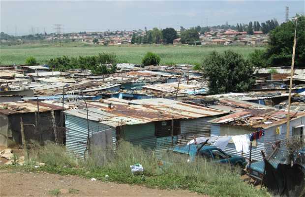 Visita de Soweto