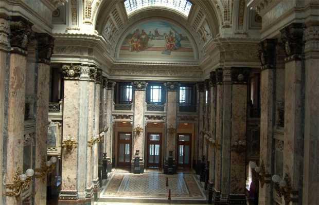 Palais législatif de Montevideo