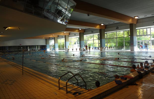 Piscine charras courbevoie 1 exp riences et 4 photos - Piscine municipale de courbevoie ...