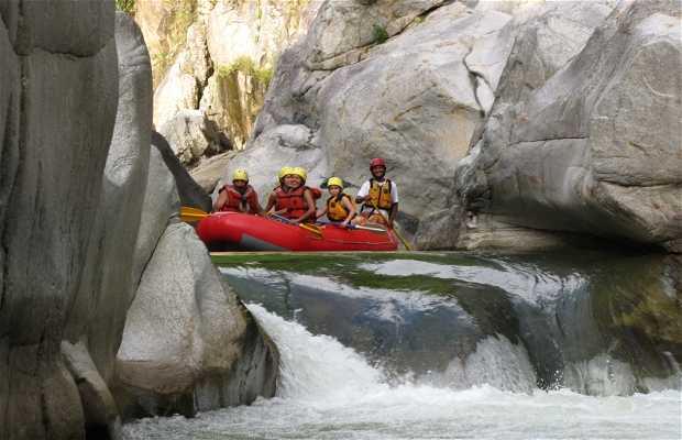 Cangrejal Rafting