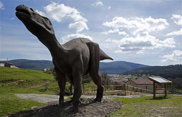 Giacimento dei dinosauri di Costalomo
