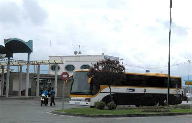Estación de Autobuses de Cangas