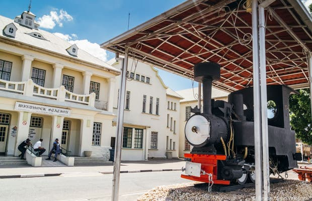 Windhoek Train Station