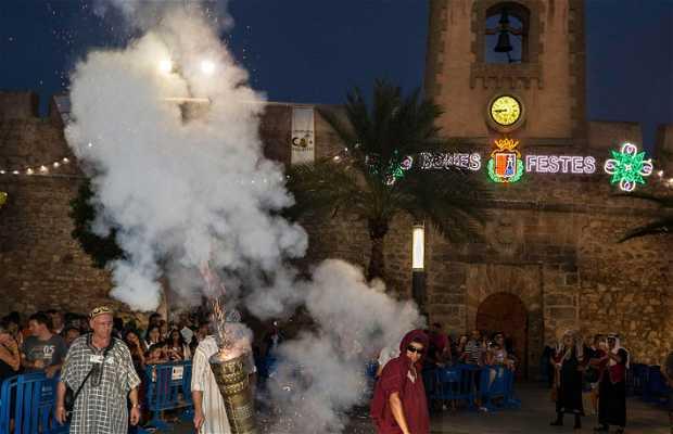 Arabes et Chrétiens de Santa Pola