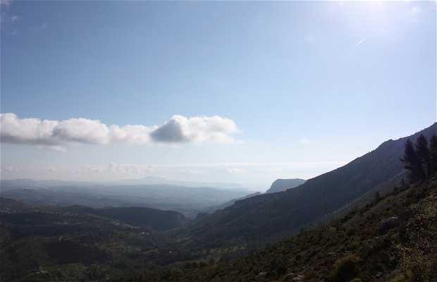 La Sierra de Bernia