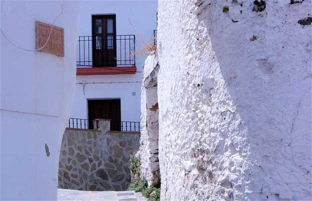 Casco histórico de Parauta