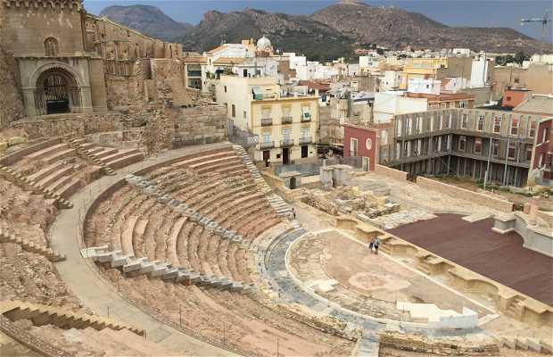 Teatro Romano di Cartagena