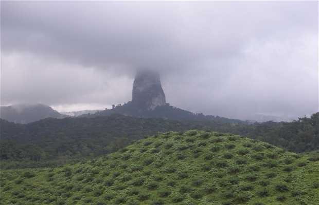 Extremo Sur de Santo Tome y Principe