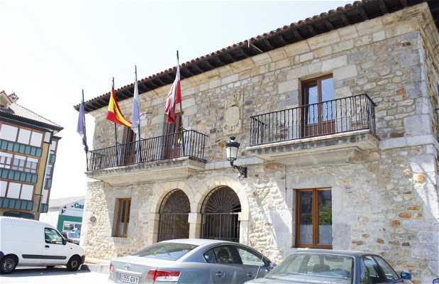 Ayuntamiento De Limpias Centralita