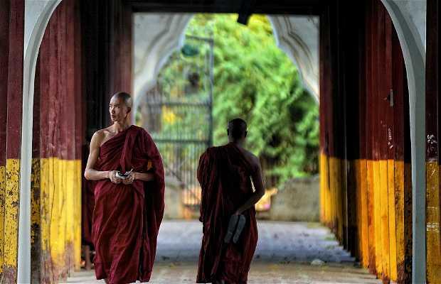 Pagoda Kuthdaw Gyi