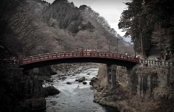 Puente de Nikko