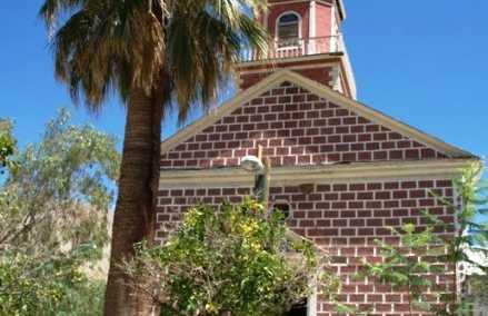 Iglesia de Monte Grande