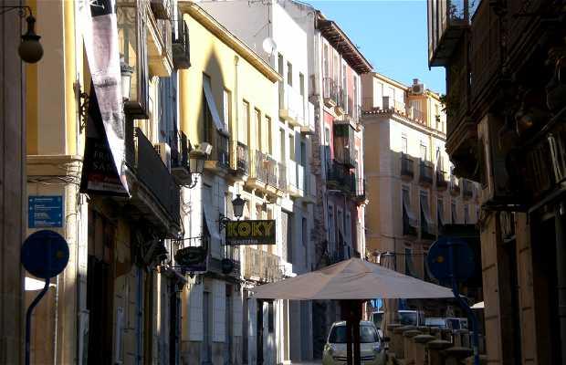 Centro storico di Alicante