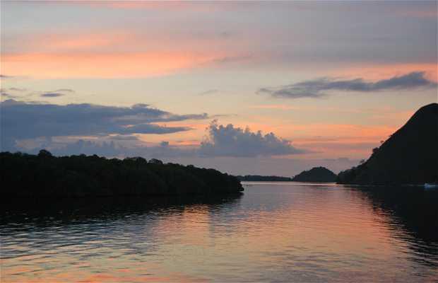 Isla de Flores Indonesia