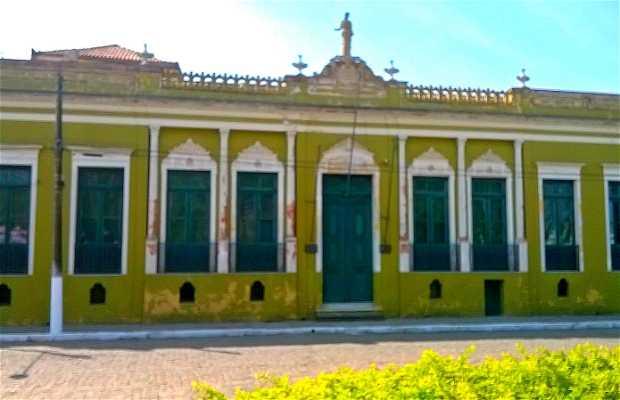 Casa de Cultura Pompílio Neves Freitas