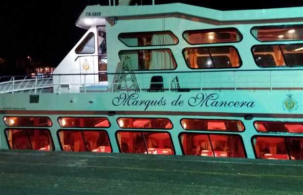 Catamarán Marqués de Mancera