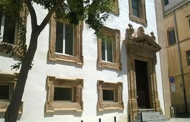 Conservatorio della SS. Annunziata.
