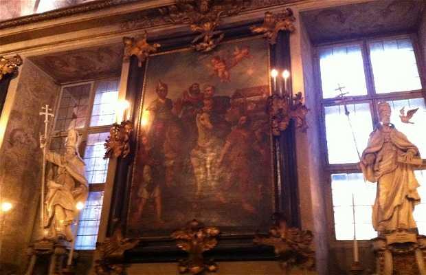 Cappella dei Mercanti