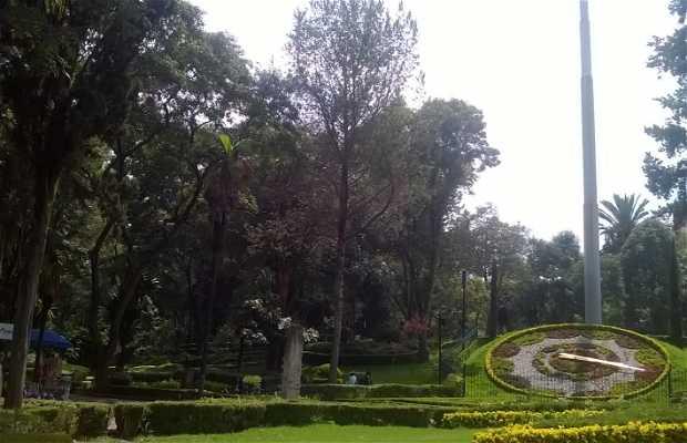 Parque Hundido Ciudad de México