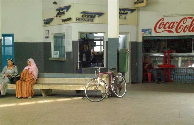 Station de bus