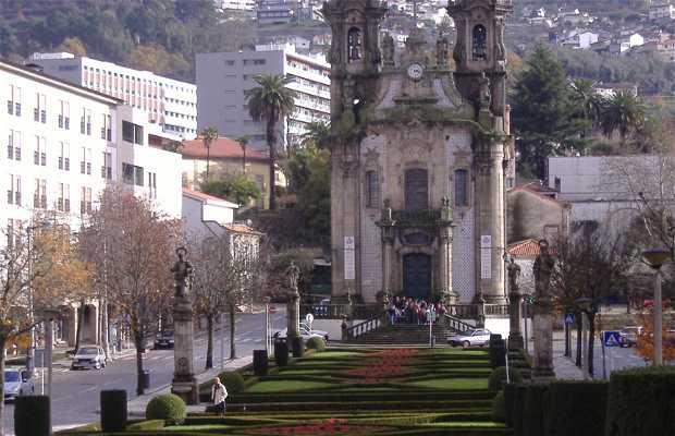 Iglesia de Nossa Senhora da Consolação e Santos Passos - Iglesia São Gualter
