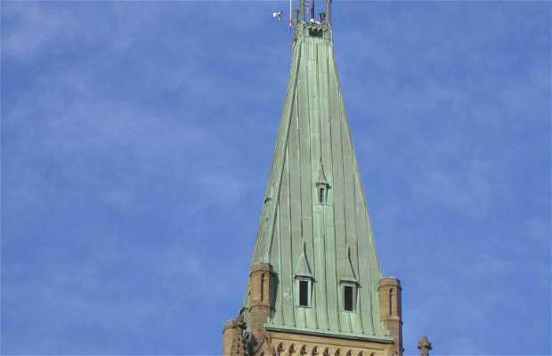 Parlamento do Canadá em Ottawa