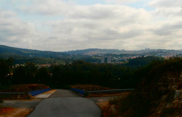 Camino de santiago portugues (Etapa Padron-Santiago)