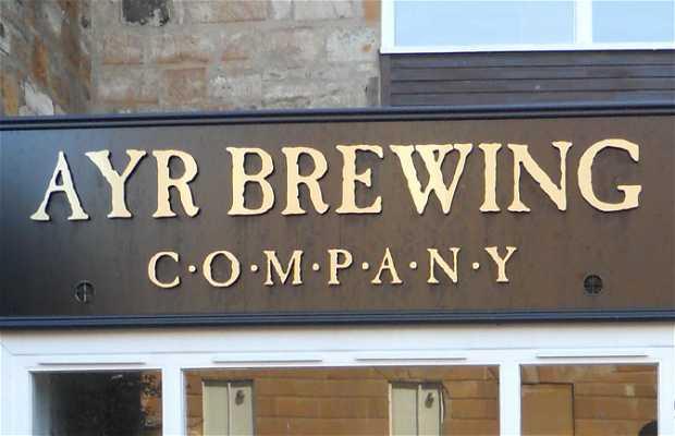 Ayr Brewing Company - Glenpark Hotel